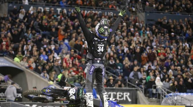 Monster Energy Supercross 2019 (AMA Supercross 2019) – 12a etapa – Seattle