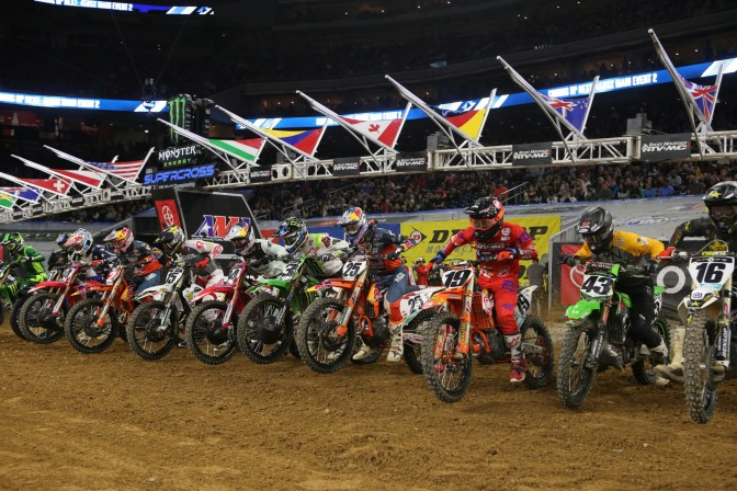 Monster Energy Supercross 2019 (AMA Supercross 2019) -13a etapa – Houston