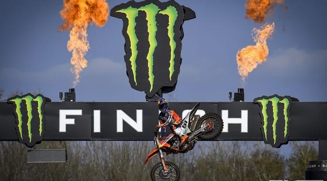 Mundial de Motocross 2019 – 3a etapa – MXGP da Holanda