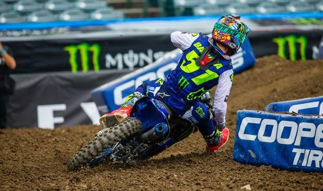 Justin Barcia fora do restante do AMA Supercross 2019