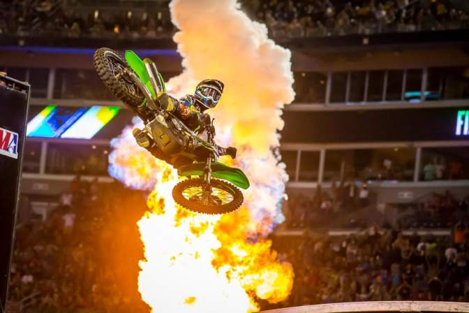 Monster Energy Supercross 2019 (AMA Supercross 2019) – 14a etapa – Nashville