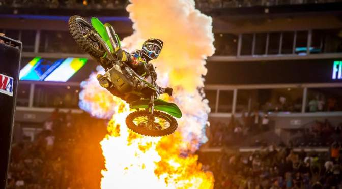Monster Energy Supercross 2019 (AMA Supercross 2019) – 14a etapa – Nashville