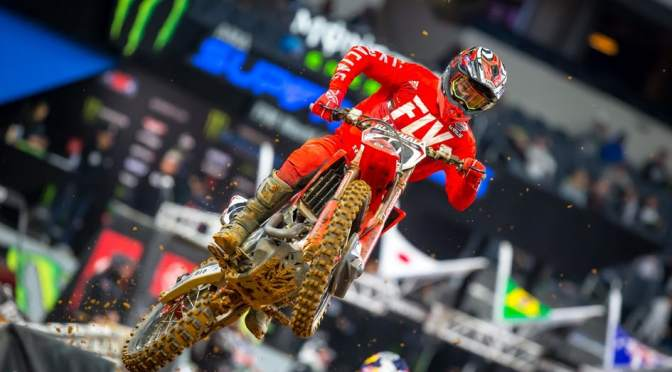 Sessão Fora da Ação Monster Energy Supercross 2019 – 16a etapa – East Rutherford