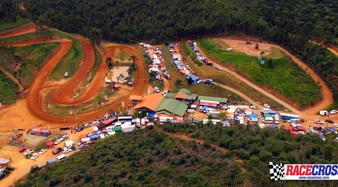 Mudança no tempo deixou prova mais dura na 2ª etapa do Brasileiro de Velocross em SC