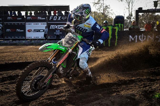 Clement Desalle se lesiona em Trentino e vira dúvida no MXGP 2019