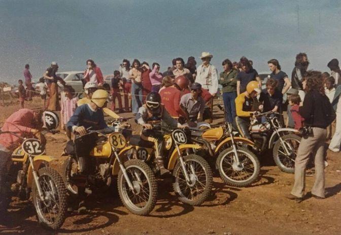 Evento reúne lendas do motocross brasileiro neste final de semana no Paraná