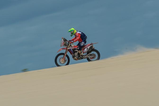 Jean Azevedo conquista 1ª posição no primeiro dia do Rally RN1500