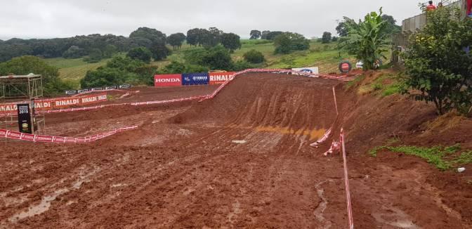 Chuva cancela provas e oito categorias farão estreia no Brasileiro de MX Alfenas
