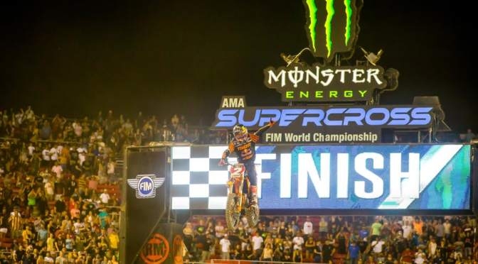 Monster Energy Supercross 2019 (AMA Supercross 2019) – 17a etapa – Las Vegas