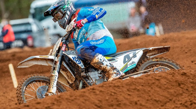 Todd Waters no AMA Motocross 2019