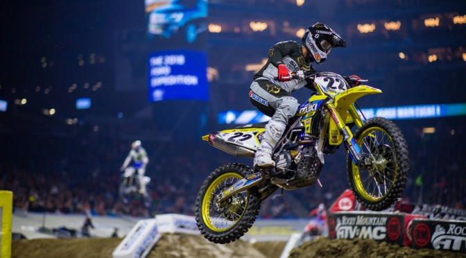 Chad Reed quer disputar o AMA Supercross 2020