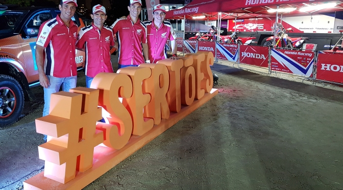 27ª Rally dos Sertões promete ser o mais desafiante dos últimos tempos