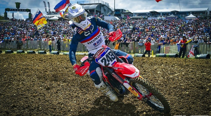 Mundial de Motocross 2019 – 7a etapa – MXGP da França