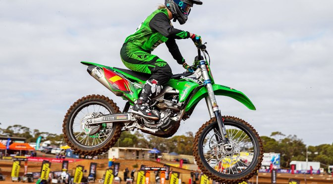 Australiano de Motocross 2019 – 4a e 5a etapas – Murray Bridge