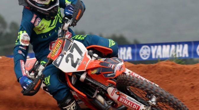 Team Rinaldi disputa 2a etapa do Brasileiro de Motocross