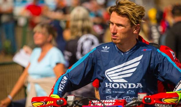 Cole Seely fora do AMA Motocross 2019