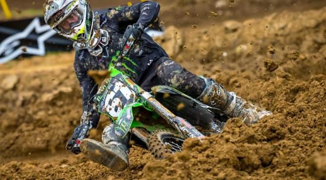 Sessão Fora de Ação AMA Motocross 2019 – 5a etapa – Jacksonville