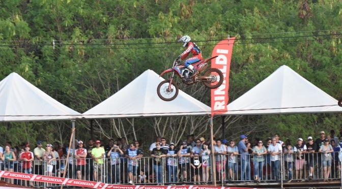 Resultados da 3a etapa do Brasileiro de Motocross 2019