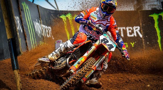 Classificatórias Mundial de Motocross 2019- 9a etapa – MXGP da Letônia