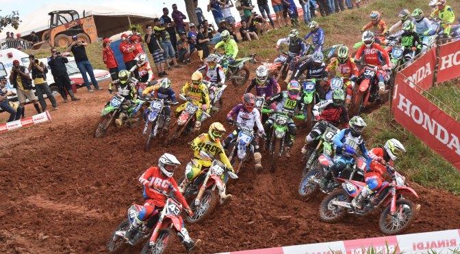 Calendário do Brasileiro de Motocross muda e inclui estado de SP e mais uma etapa na temporada