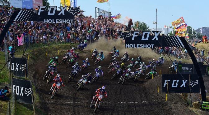 Calendário provisório do Mundial de Motocross 2020 é anunciado