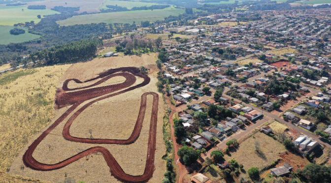 Faxinal-PR terá pista inédita para o Campeonato Brasileiro de Motocross