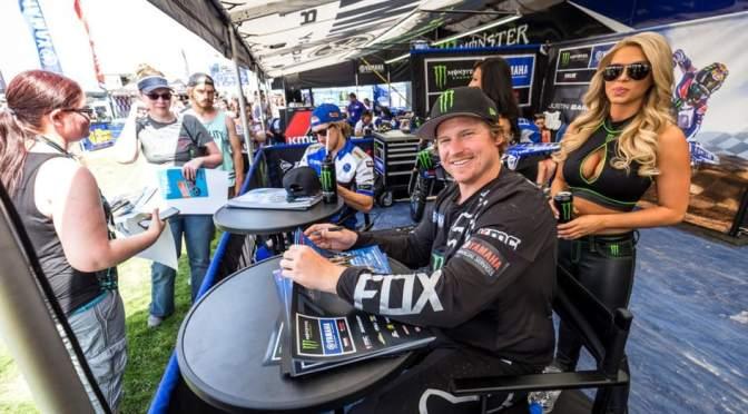 Josh Hill vai disputar três etapas do Australiano de Supercross 2019