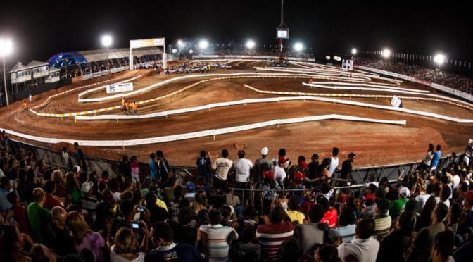 Sertões terá cinco etapas válidas pelo Campeonato Brasileiro de Rally em Campo Grande (MS)