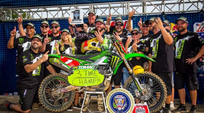 Lucas Oil Pro Motocross 2019 (AMA Motocross 2019) – 11a etapa – Budds Creek