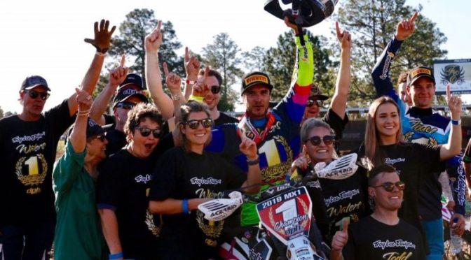 Australiano de Motocross 2019 – 9a e 10 etapas – Coolum