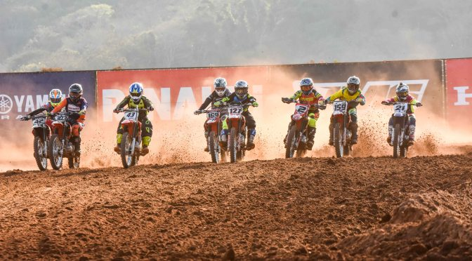 Confira os resultados do primeiro dia da 5ª etapa do Brasileiro de Motocross 2019 em Faxinal