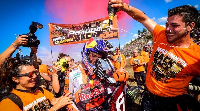 Mundial de Motocross 2019 – 16a etapa – MXGP da Suécia