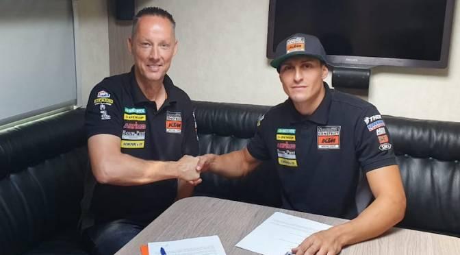 Ivo Monticelli renova com a Standing Construct KTM para 2020