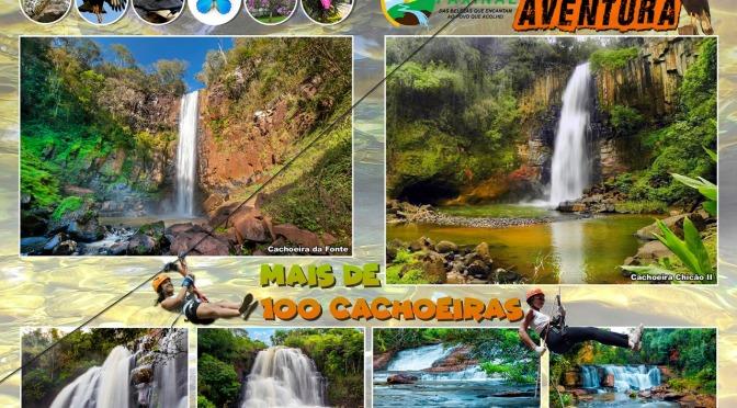 5ª etapa do Brasileiro de Motocross terá adrenalina na pista e turismo por cachoeiras de Faxinal