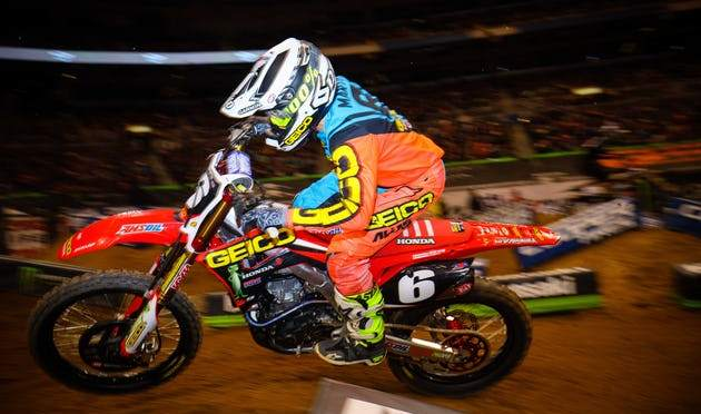Jeremy Martin retorna as competições no Paris Supercross 2019