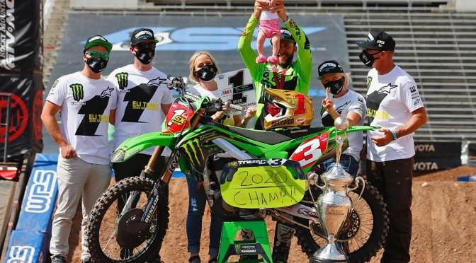 Monster Energy Supercross 2020 (AMA Supercross 2020) – 17a etapa (FINAL)  – Salt Lake City